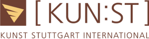 Logo Kunst Stuttgart International