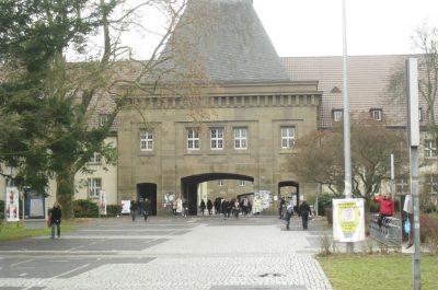 Bild der Universität in Mainz