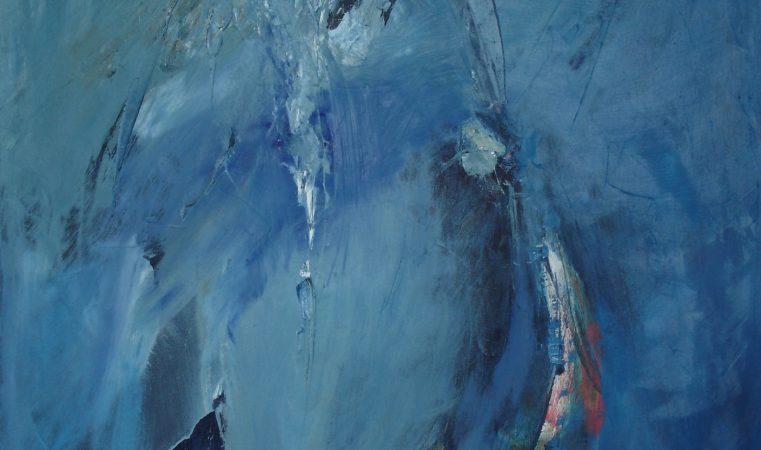 Aleatorik III, 70 x 105 cm