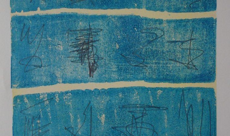 Blues Holzschnitt 002