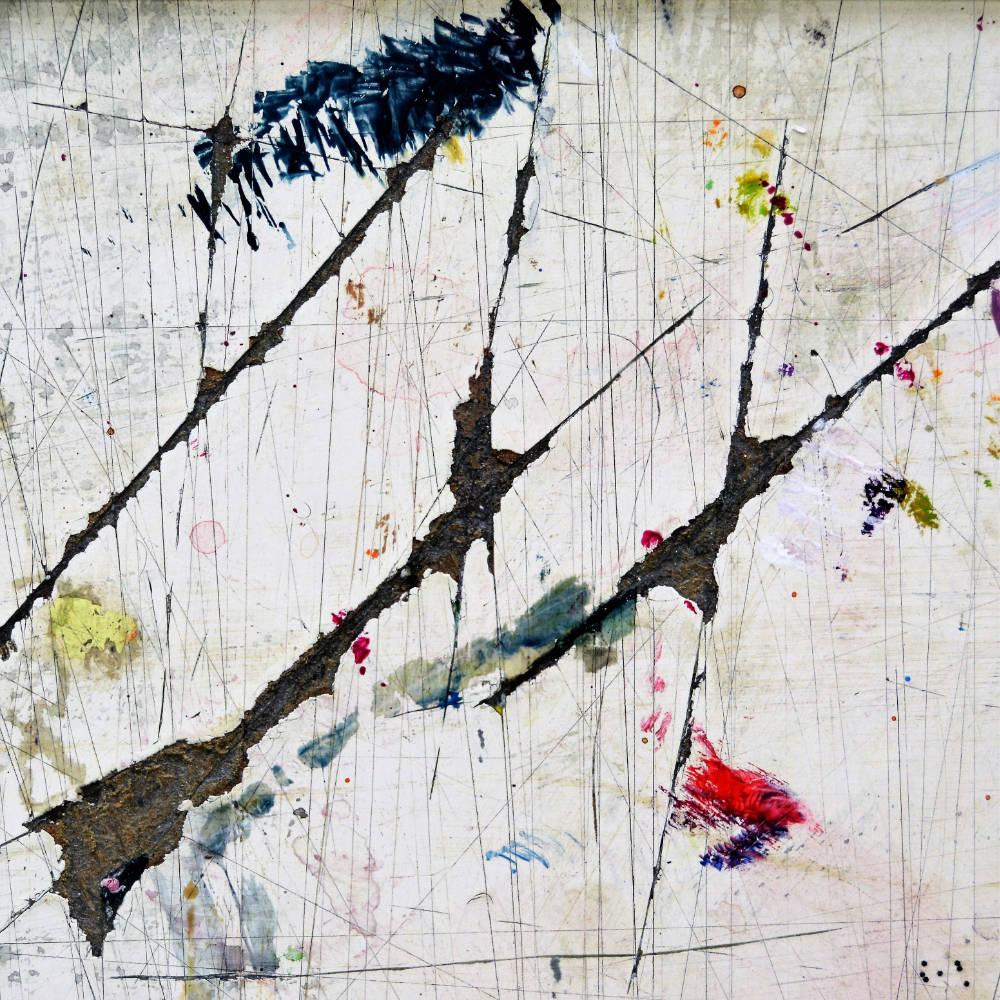 Bild von der Ausstellung Kunst bewegt LE
