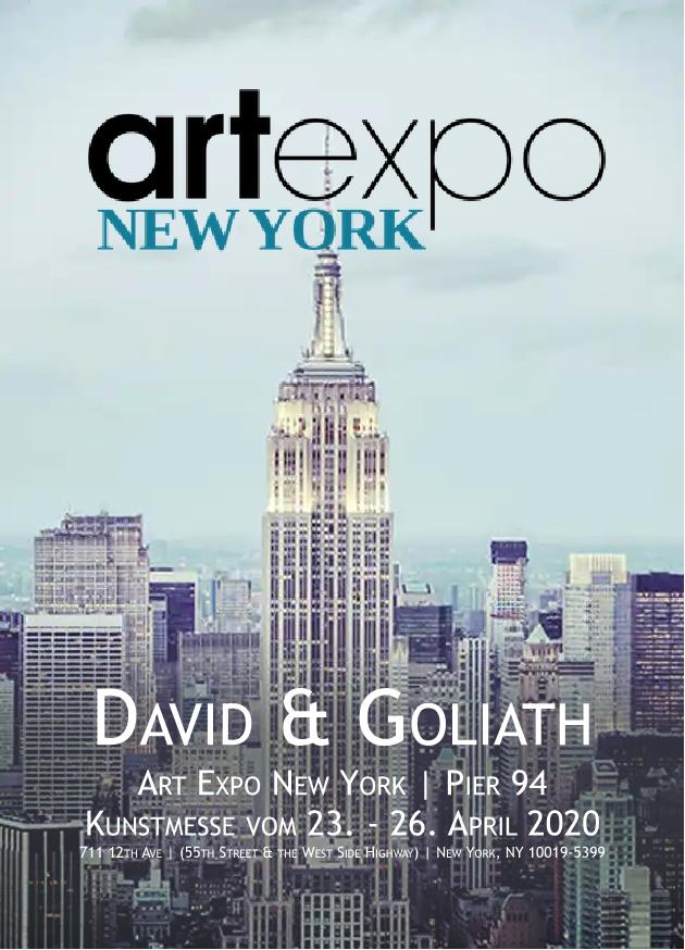 art expo New York: Plakat