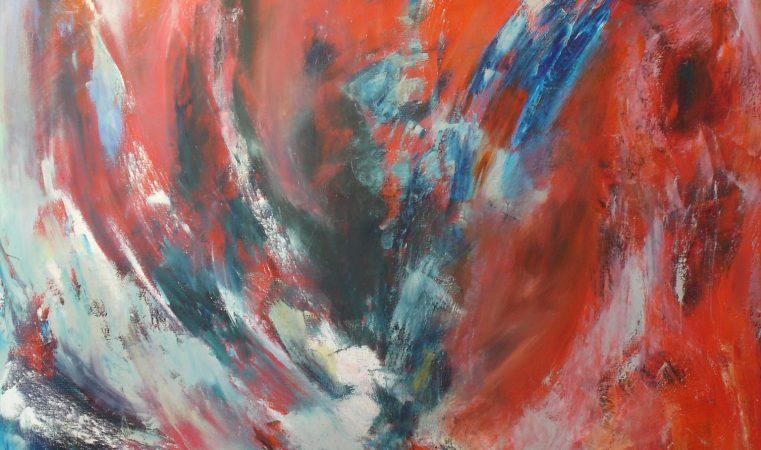 Jazz, 100 x 120 cm
