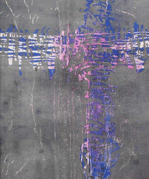 Kreuz - Holzschnitt (11)