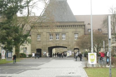 Bild der Universität in Mainz